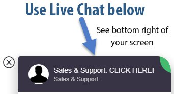 Live chat electric transport vehicles
