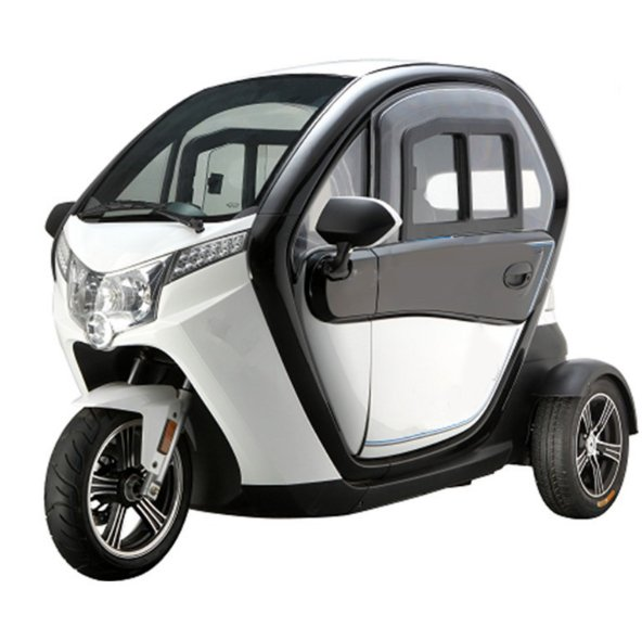 Electric tricycle ride on vehicle