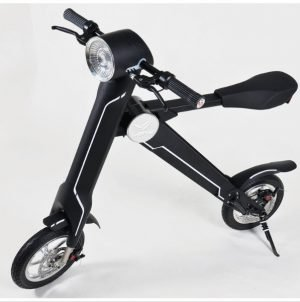 Folding electric K eBike electric bicycle