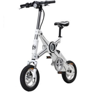 Smart mini electric mini ride on smart bicycle