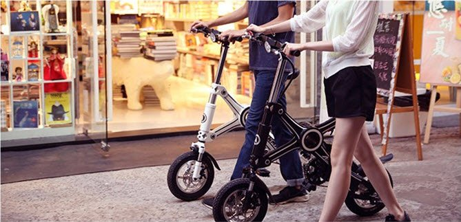 Mini folding electric bicycle for sale to buy