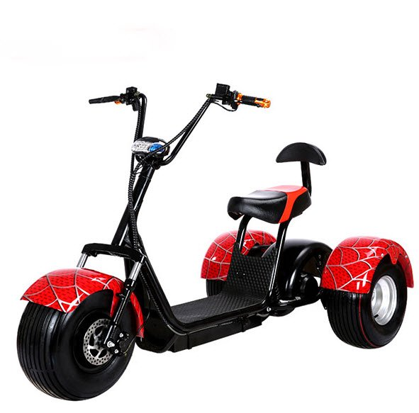 Trike electric harley scooter for sale to buy