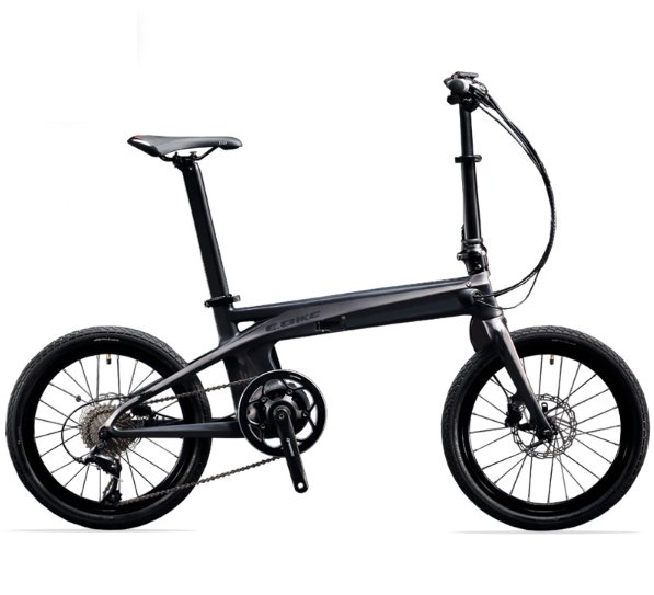 Carbon fibre folding electric eBike for sale buy now