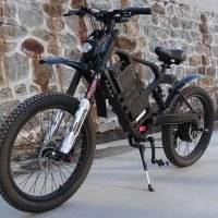 Luxury carbon fibre electric 2000 watt Mountain bike eBike to buy