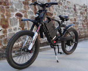 Luxury carbon fibre electric 2000 watt Mountain bike eBike to buy