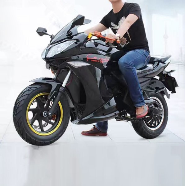 Electric motorcycle ride on electric motor bike e-Bike
