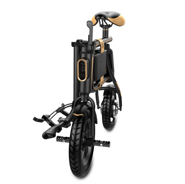 Micro 10 inch folding electric mini scooter for sale to buy online