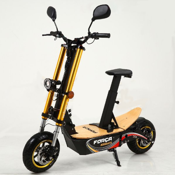 2000w folding electric sit on to ride battery powered scooter for sale buy cheaply