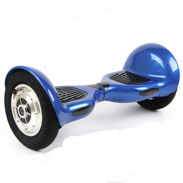 Blue 10 inch Bluetooth Hoverboard smart wheel scooter for sale