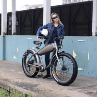 Electric ride on mountain bicycle for sale to buy