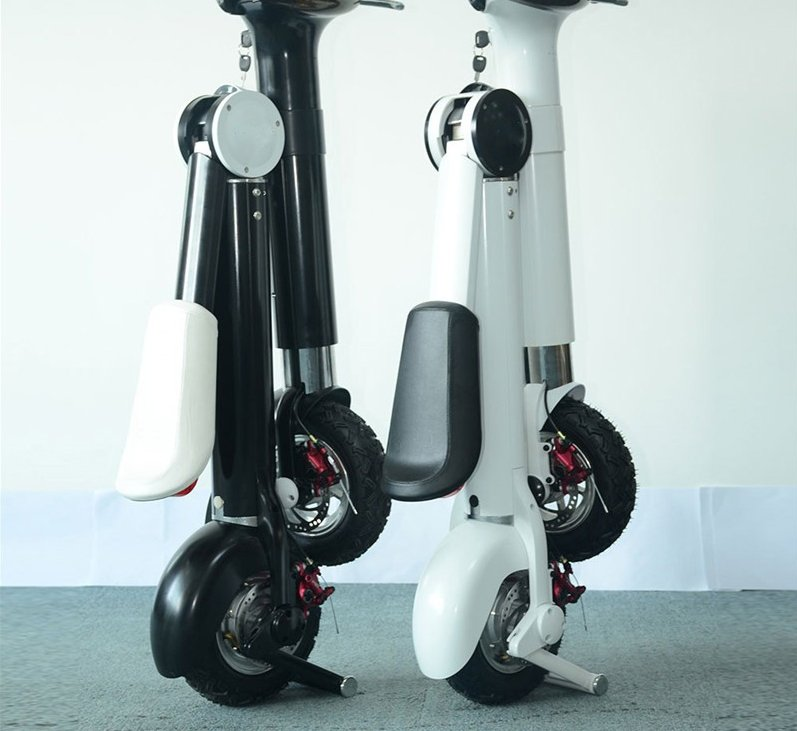 Folding ride on electric scooter for sale to buy online
