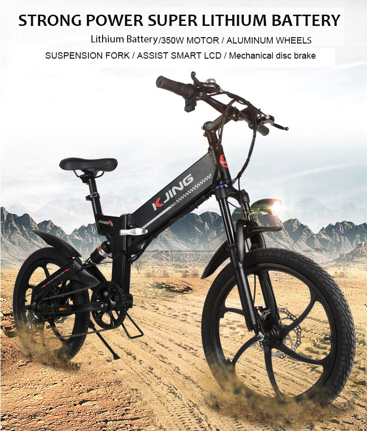 48 Volt UK Based suppliers off Folding electric mountain bicycle for sale online
