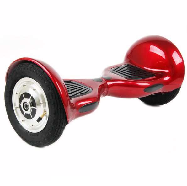 Red 10 inch Bluetooth Hoverboard smart wheel scooter for sale