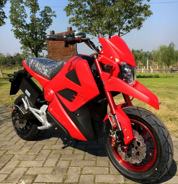 72 Volt 1500 watt ride on battery powered electric motorcycle for sale buy UK online bikes