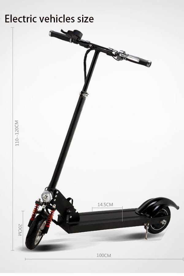 Folded Standing folding electric scooter for sale to buy online