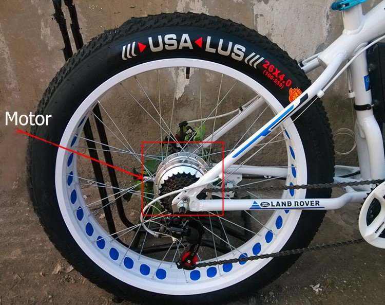 Tyres of ride on electric e-bike bicycle for sale to buy