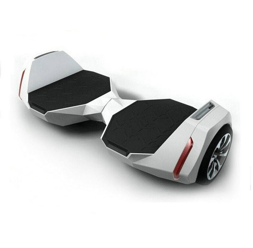 Buy a White 6.5 inch Electric hoverBoard scooter smart balancing wheel for sale