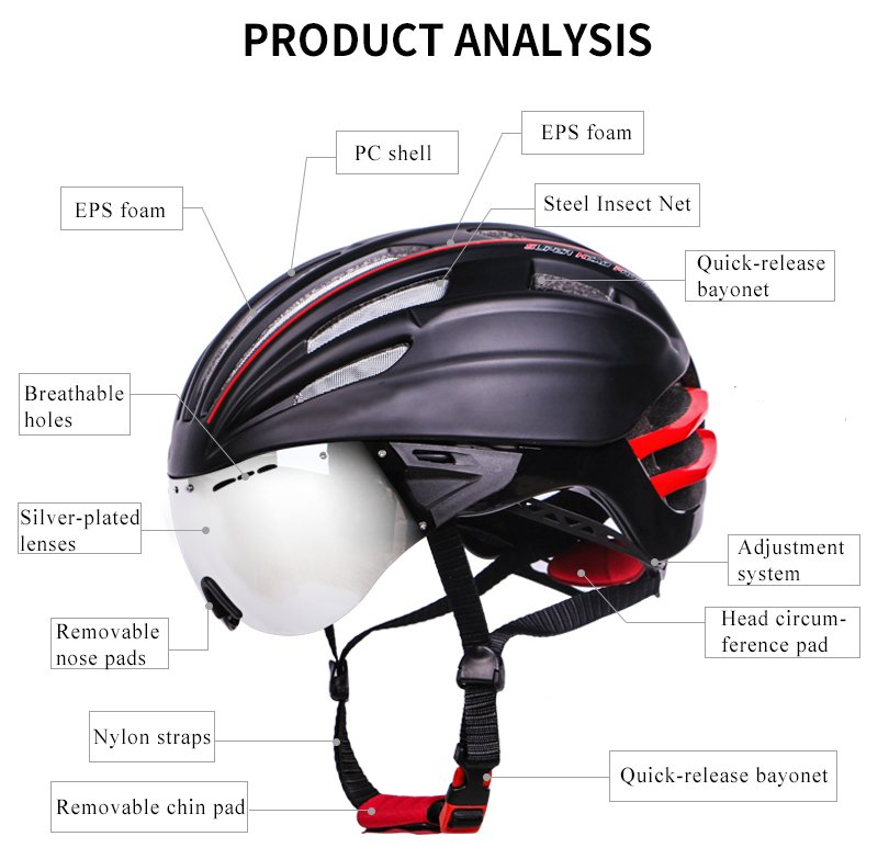 cycling safety protective helmet to buy