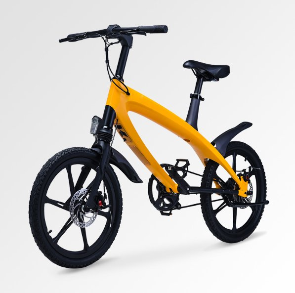 Electric ride on commuter city e-Bike for sale