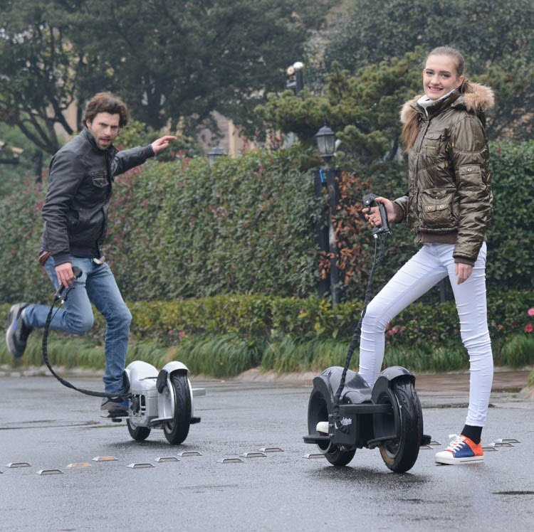 in line electric hoverboard scooter for sale
